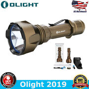 Olight Warrior X Turbo Torch 1000m Throw Rechargeable Tactical Flashlight Ipx8