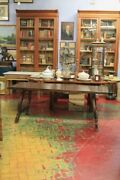 Grande Table Fratino Dand039andeacutepoque Premiandegravere Moitiandeacute And039duand039 900 / Table Fratino/table