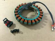 Big Dog Motorcycles Stator W/ Clips 2009-10 Wolf Models 35amp X-wedge And Twin Cam