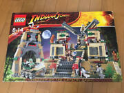 Lego Indiana Jones Temple Of The Crystal Skull 7627 New Sealed Retired