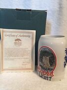 Coors Light Hoffbrau Special Hand Painted Collectors Edition Stein
