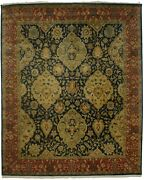 Rare Floral Classic Oriental Rug 7and0398x9and0395 Home Decor Living Dining Room Carpet