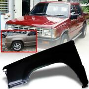 Front Fender Guard Left Lh For Mitsubishi Mighty Max L200 Dodge Ram 50 1989-1996