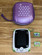 Leap Frog Leappad Explorer Learning Tablet With 2 Games And Carrying Case-s1