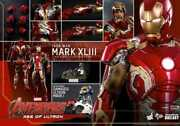 Iron Man Mark43 Movie Masterpiece Diecast Limited Avengers Age Of Ultron Jp