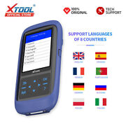 Xtool X300p Auto Engine Diagnostic Oil Reset Odometer Obd2 Code Reader Scanner