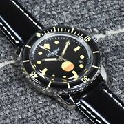 Retro Automatic Dress Men Watches Classic Stainless Steel Fiftyfathoms Watch Pt
