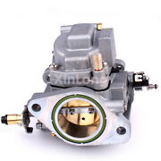 Boat 66t-14301 02 03 Carburetor Carb For Asy Yamaha Parsun Outboard E T 40hp 2t