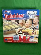 Vintage 2006 Hostess Twinkies Bake Set With Recipe Booklet