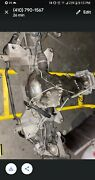 2003 Zo6 Rear Subframe Assembly With Manual Transmission Transaxle Bellhousin0g