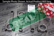 Brian Crower Forged H-beam Connecting Rods Arp625+ Ford Ecoboost 2.0l Bc6411