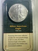 2000 American Silver Eagle Uncirculated Littleton Coin Comoany