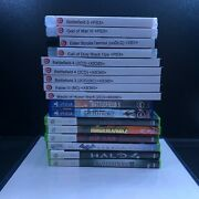 Game Lot Used Good Games Xbox 360, Ps3, Xbox One, Ps4 Free Shipping