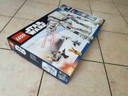 Lego Star Wars At-at Walker 8129 New Sealed Retired