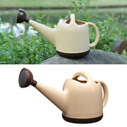 New Plastic Watering Can Plants Water Sprayer Garden Greenhouse Easy Pouring