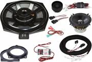 Audio System Hxfit Bmw E / For / G-serie 3 Way Part Active Front System Speaker