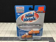 Mini Metals Classic Metal Works N-scale Nabisco Delivery