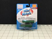 Mini Metals Classic Metal Works N-scale Fh Factory Green 32' Covered Wagon Set