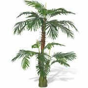 59 Cycas Palm Artificial Plant Fake Tree Not Potted Home Patio Arrangerment