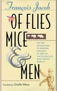 Of Flies, Mice And Men By Francois Jacob Book The Fast Free Shipping