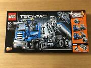 Lego Technic Container Truck 8052 In 2010 New Sealed Retired