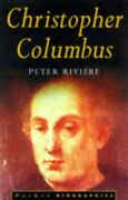 Christopher Columbus Pocket Biographies By Riviere, Peter Paperback Book The