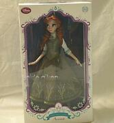 Disney Store Limited 5 000 Frozen Ana Doll Rimid Fashion