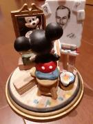 Mickey Figurines Antique Disney Pvc Figure