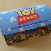 Super Treasures Toy Story 45 Card Collector Set