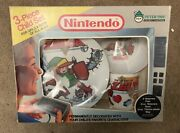 Rare Legend Of Zelda Vintage 3pc Childs Set Plate Cup Bowl Peter Pan New In Box