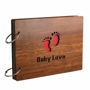 Scrapbook Photo Albums Baby Love For 4x6 Photos For Baby Birthday