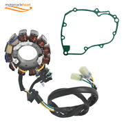Stator And Gasket For Honda Crf450x Crf 450 X 2005-2017 New