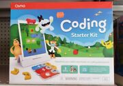 Osmo - Coding Starter Kit For Ipad - Ages 5-12 - Coding, Stem New