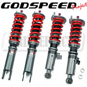 For Nissan 300zx Hicas 90-96 Godspeed Monors Coilover Suspension Strut Shock Kit