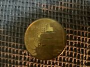 Coins, Currancy9 11 24k Gold Plated Commemorative Coin The American Spirit/reme
