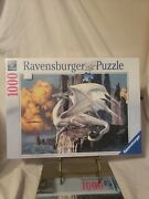 Ravensburger - Dragon Jigsaw Puzzle 1000 Pieces- 27andrdquo X 20andrdquo Factory Sealed New