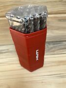Pack Of 32 Hilti 2025927 Hammer Drill Bits Te-cx 1/2 X 6 For Cordless Systems