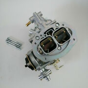 32/36 Dfev Carburetor For Weber Vw Fiat Holley 5200 Replacement Electric Choke