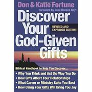 Discover Your God-given Gifts - Paperback New Fortune Don 2009-11-01