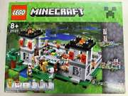 Lego Minecraft The Fortress 21127 New Retired