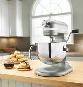 New Kitchenaid Pro 600 Series 6 Quart Bowl-lift Stand Mixer Fast 2 Day Delivery