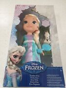 Disney Frozen Elsa Toddler Doll With Olaf. Brand New And Boxed.