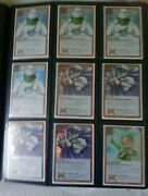 Complete Playset Collection Of Set 1 Zatch Bell Tcg Foil Copies