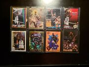 Shaquille Oneal 8 Card Rookie Lot Shaq Rookie Bundle Orlando Magic