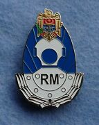 Pin Badge Republic Of Moldova Diving And Rescue Service Frogman