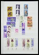 Lot 33112 Stamp Collection Israel 1970-2009.