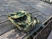 Military Surplus Unicor 1h2p2 Prc Radio Backpack Woodland Pack No Frame Us Army