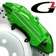Green G2 Usa Brake Caliper Paint System Free Shipping Ships In 24 Hours