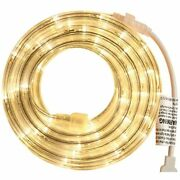 Persik Rope Light - For Indoor And Outdoor Use, 18 Feet, 108 Led Warm-white Home