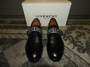 Brand New Givenchy Black Dress/derby Shoes With Strap Size Us 10 Or Euro 43andnbsp